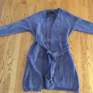 Forever 21 cardigan with tie front